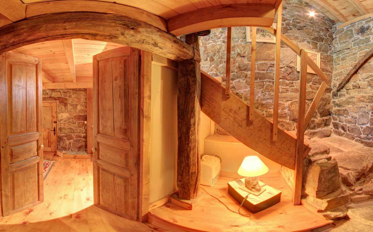 Cabaña Suite / Cabañas con encanto / Cabañas pasiegas