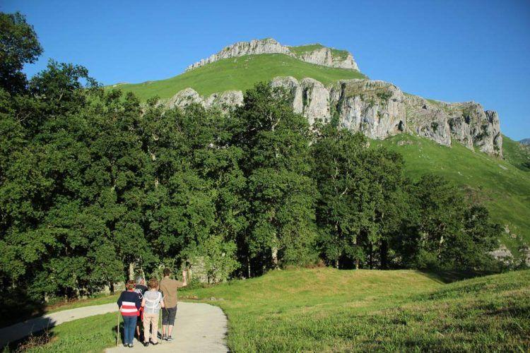 La montaña como terapia