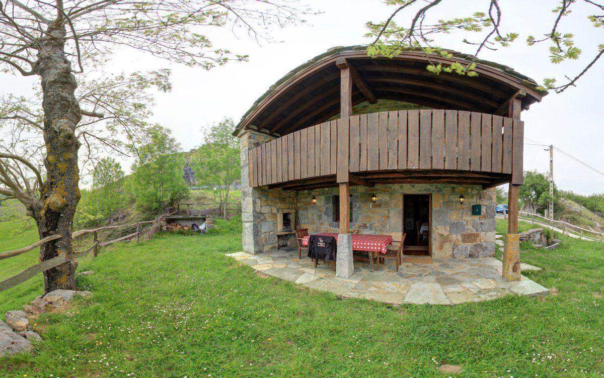 La cabaña Mirador, una de nuestras Cabañas con Encanto