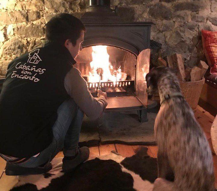 Cómo encender la chimenea en sencillos pasos