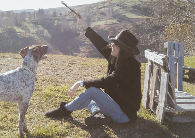 Escapada rural con perro