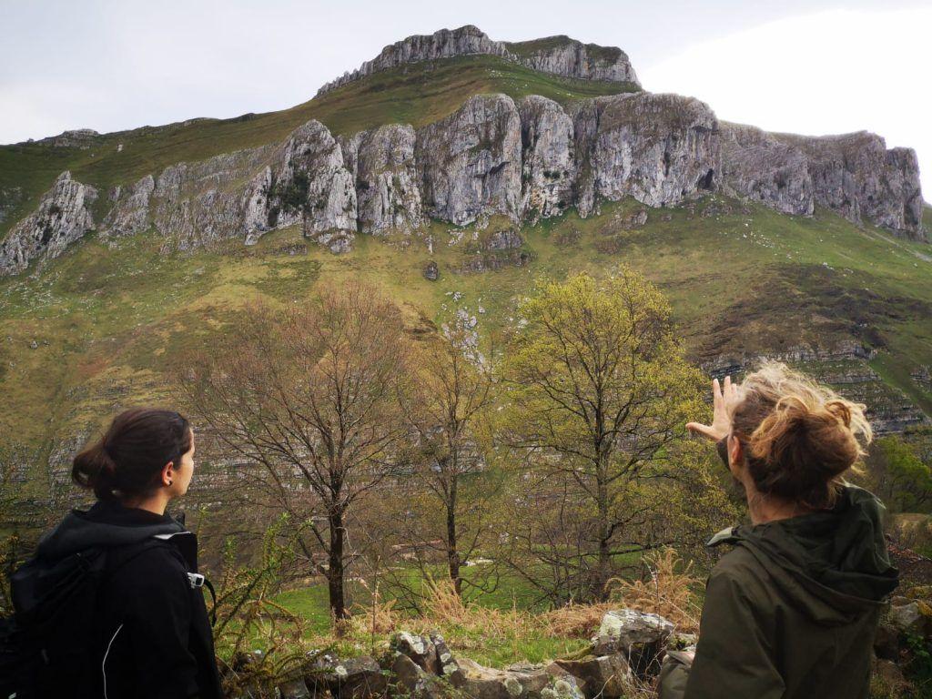 Plan de montaña en los valles pasiegos
